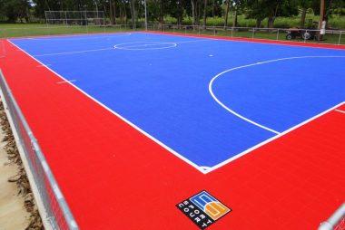 Modularni športni pod Sport Court Powergame