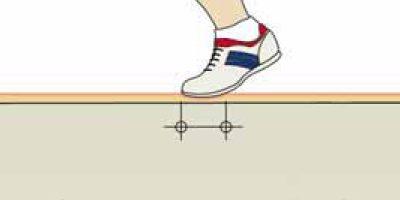 Točkovno elastični športni pod